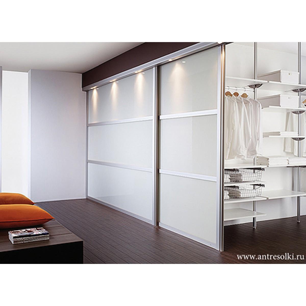 Красивые гардеробные шкафы для одежды.